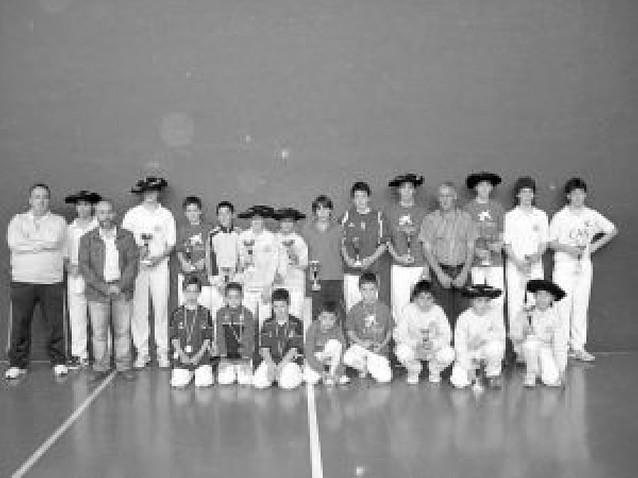 Final para 40 pelotaris en Mendavia