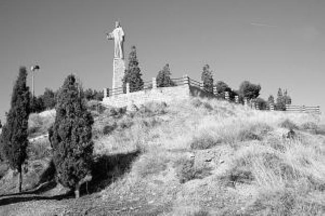 La recuperación del cerro de Santa Bárbara supondrá una inversión de 3 millones de euros