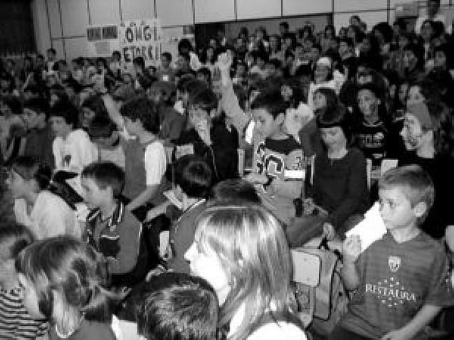Exposiciones, charlas y conciertos por los 25 años del colegio Alaitz de Barañáin