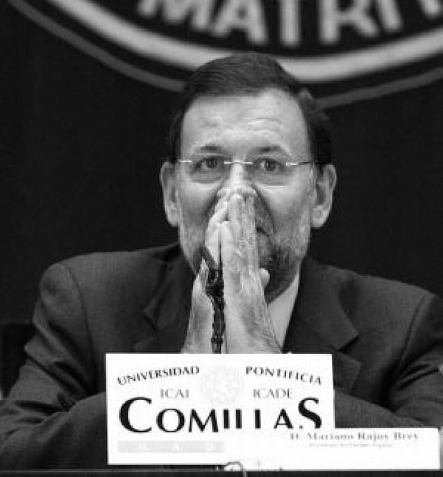 Mariano Rajoy anuncia el fichaje de Ruiz-Gallardón para su nuevo equipo
