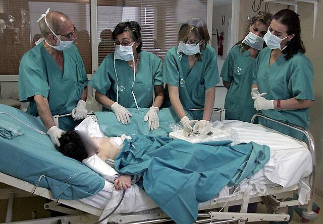 Realizada en 'La Fe' de Valencia el primer trasplante celular hepático de España