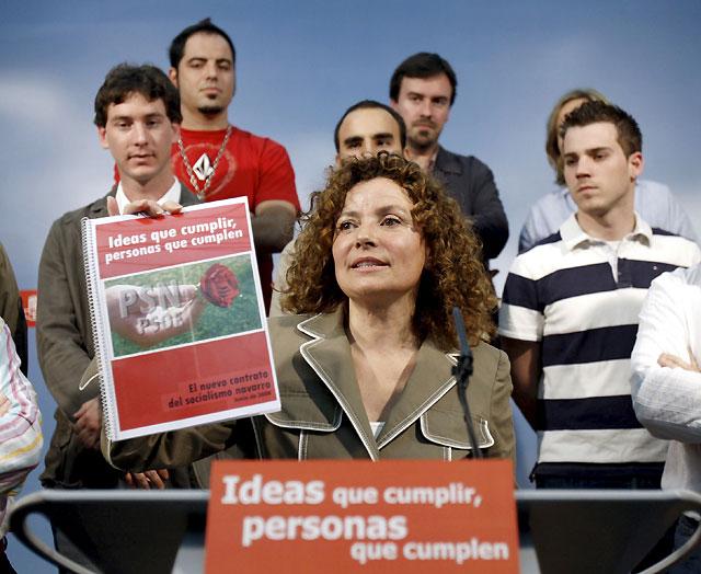 """Amanda Acedo dice que el PSN """"no está haciendo una oposición lo suficientemente clara"""" para que se visualice su proyecto"""