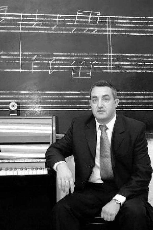 Daniel Huarte deja la dirección de la escuela de música de Tafalla tras 9 años