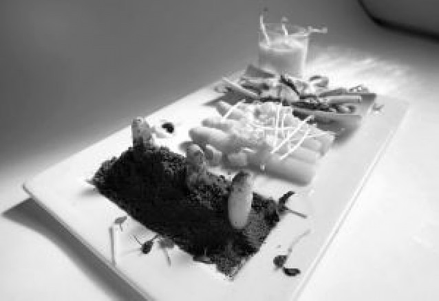 El restaurante Marisol, premio al mejor plato con espárragos frescos