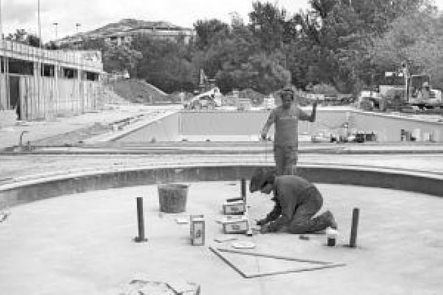 Acceso libre a las piscinas del Agua Salada para socios del polideportivo
