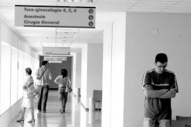El hospital de Estella pide refuerzos en ginecología a Virgen del Camino