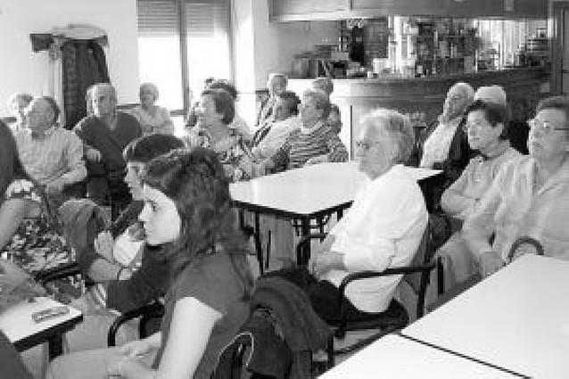 Un estudio de alumnos de la UPNA recoge las demandas de jubilados de 5 municipios