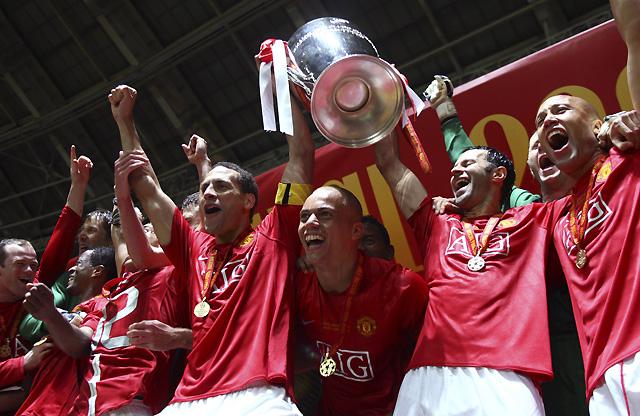 """El Manchester , """"eurocampeón"""""""