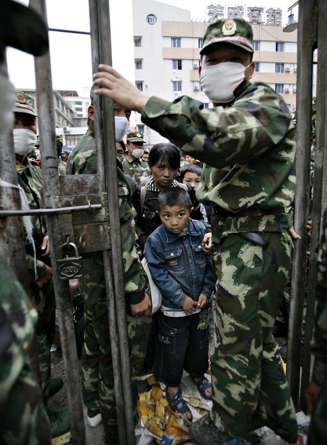 El balance de muertos por el terremoto de Sichuan ya sobrepasa los 51.000