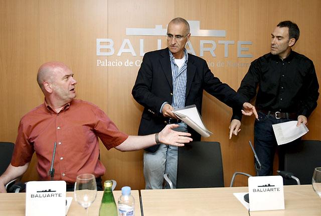 """Osterloh confirma que Landaben será """"el centro"""" de la fabricación del nuevo modelo Polo a partir de 2009"""