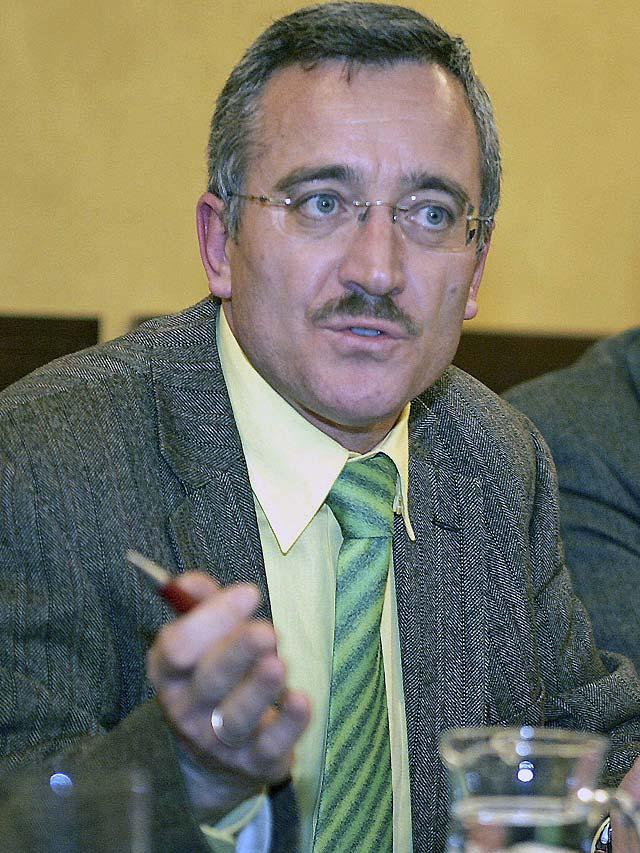 Ortega Lara anuncia que deja el Partido Popular, en el que milita desde 1987