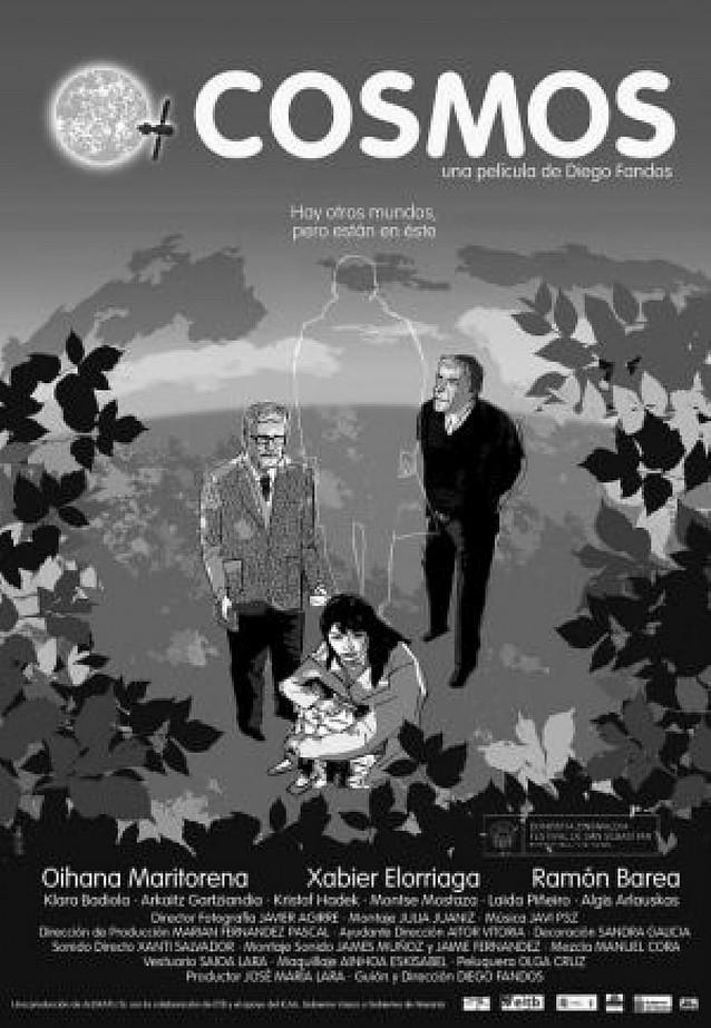 """Diego Fandos estrena """"Cosmos"""", su primer largo"""