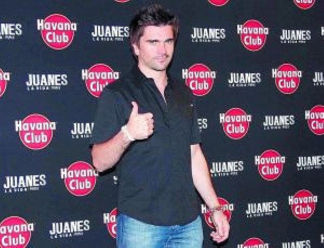 Juanes prepara su gira en España