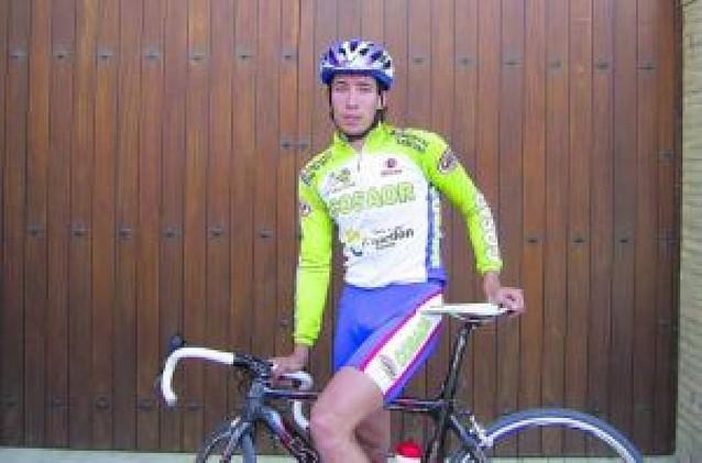 Víctor Herrera se impone en la prueba de Murchante