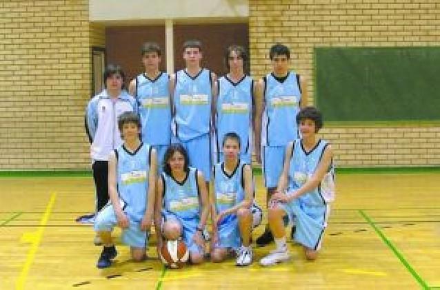 El cadete del Arenas, tercero de Navarra