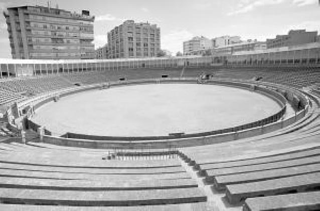 Tudela estudia construir una plaza de toros cubierta multiusos con parking subterráneo