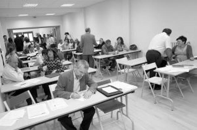 El PSN de Tudela consigue una lista de integración