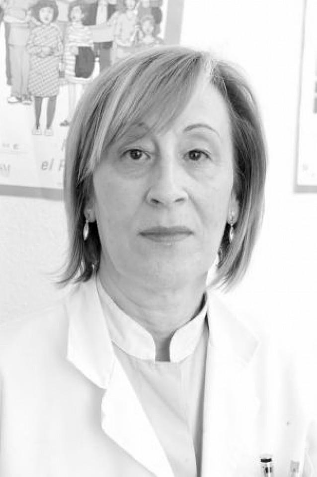 Natividad Astráin, presidenta de las matronas españolas