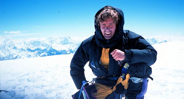 """Koldo Aldaz: """"Ochoa de Olza vivía en la montaña y su vida era esa"""""""