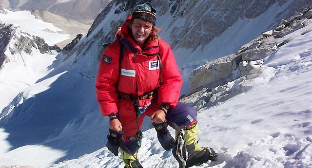 Ochoa de Olza, un deportista excepcional que amaba la montaña