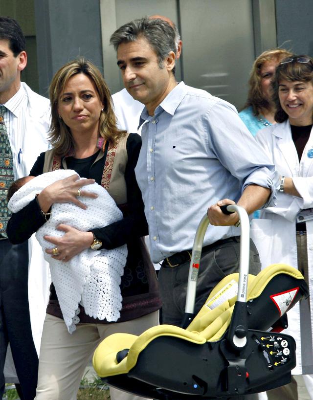 """Chacón vivirá durante su baja maternal en el Ministerio para """"estar en contacto"""" con sus colaboradores"""