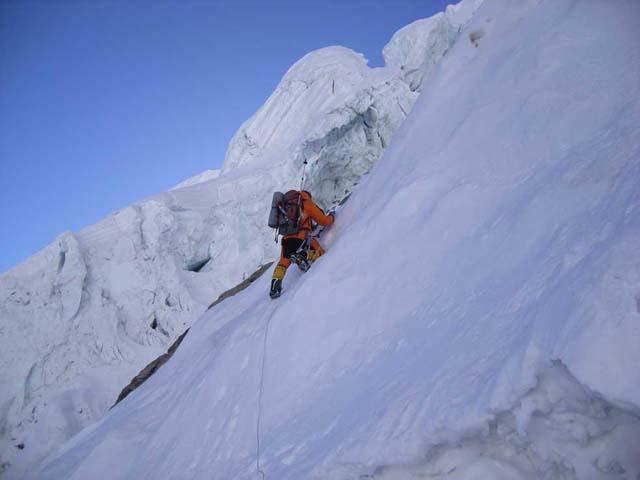 El Himalaya se lleva para siempre al navarro Iñaki Ochoa