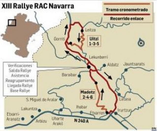 75 inscritos en el Rac Navarra que se disputa hoy