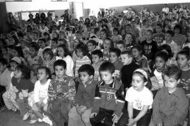 Exhibición cultural en Andosilla