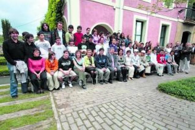 La escuela taller de Pamplona cierra otro ciclo