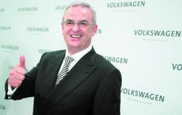 El presidente de Volkswagen cree que 2008 será otro buen año para el grupo