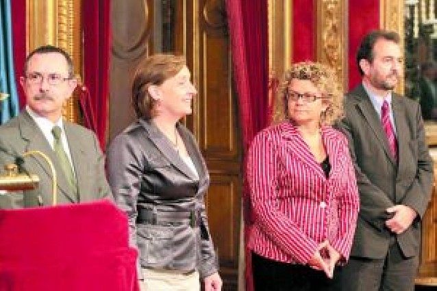 La consejera de Salud catalana aboga por pactos para garantizar la calidad sanitaria
