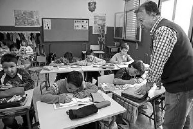 Cuatro colegios públicos se sumarán el próximo curso a la jornada continua