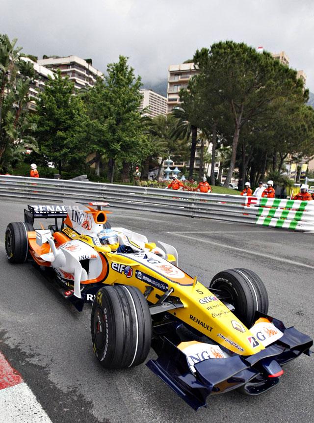"Massa logra la ""pole position"" en las calles de Mónaco"