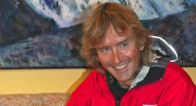 Montañeros, escaladores, amigos, políticos y ciudadanos despiden a Iñaki