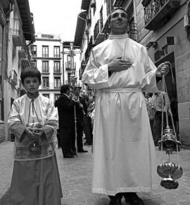 La Virgen del Puy recibió a más de 40 imágenes marianas en una ceremonia que unió la merindad
