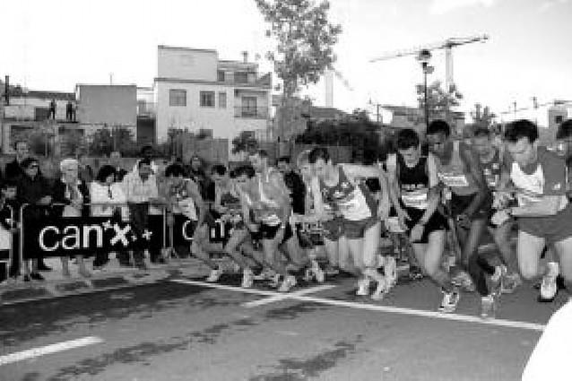 Gran fiesta del atletismo en Murchante