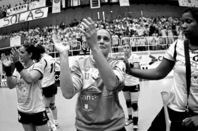Triste despedida de la Copa EHF