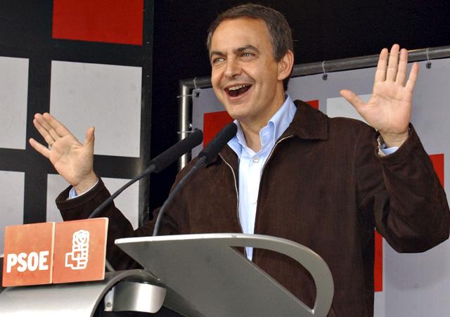 """Zapatero: """"Lo que ocurre en el PP es un jeroglífico que no tiene solución"""""""