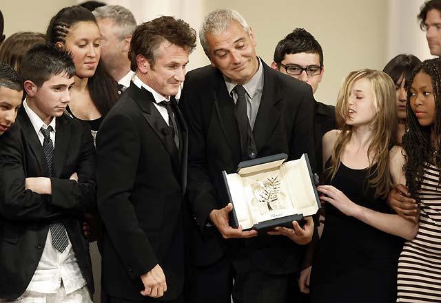 "La francesa ""Entre les murs"" gana la Palma de Oro de Cannes"