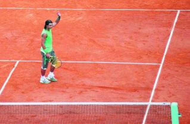 """A por el """"póker"""" de victorias consecutivas en Roland Garros"""