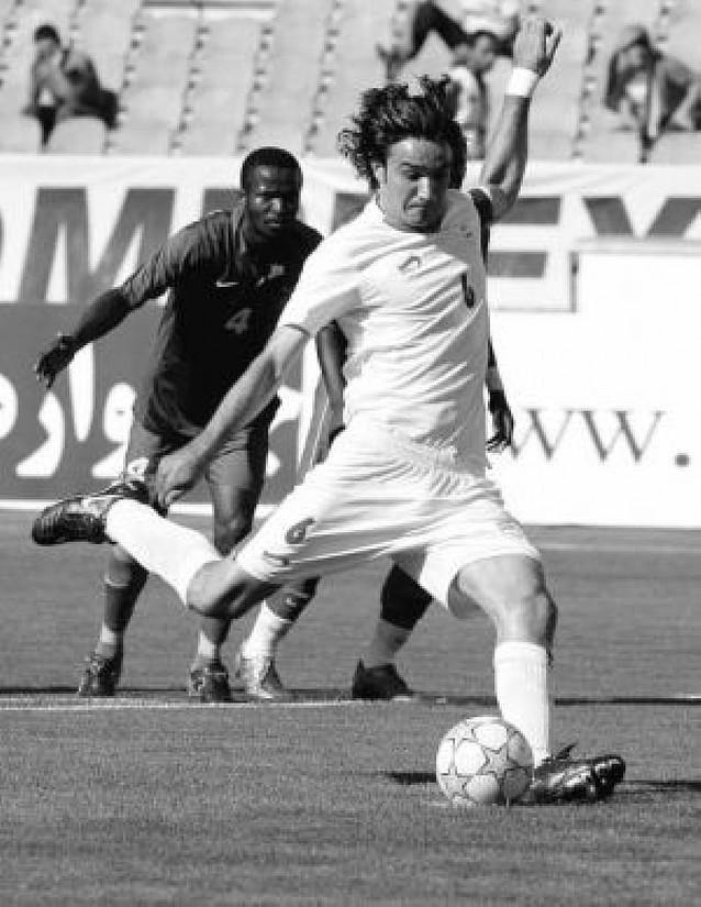 Nekounam vuelve a golear