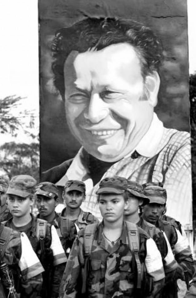Las FARC dan cuenta de la muerte por enfermedad de su jefe, Tirofijo