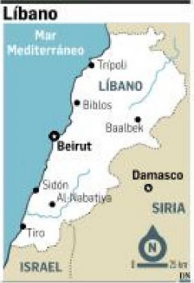 Michel Sleiman asumió la presidencia de Líbano y cerró seis meses de vacío de poder