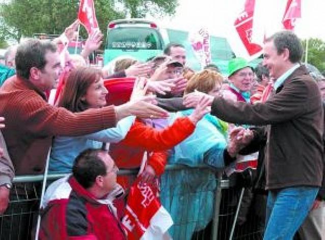 """""""Lo del PP es un jeroglífico que no tiene solución"""", señala Zapatero"""