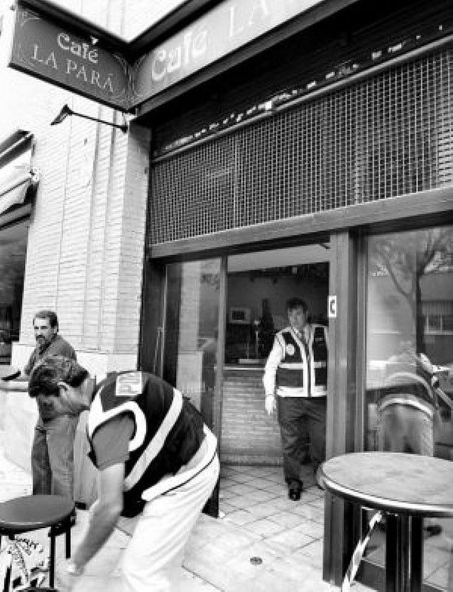 Asesinan en Sevilla al dueño de un bar