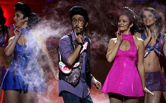 Casi 14 millones de personas sintonizaron La 1 durante la actuación de Chikilicuatre en el Festival de Eurovisión