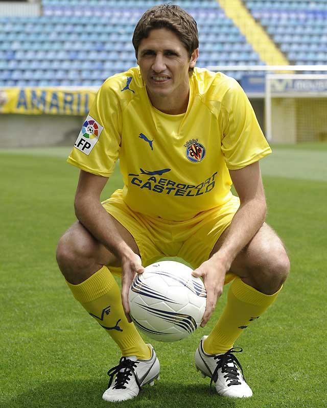 Edmilson llega al Villarreal para dar el máximo al equipo