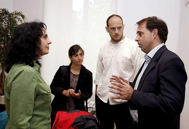 Tres expertos en cambio climático afirman que Navarra está por encima de la media nacional en emisiones de CO2