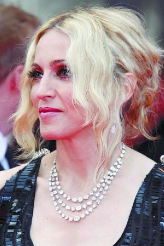 Madonna se negó a pagar los 55.405 euros del hotel de Cannes