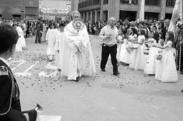 La Ribera celebra la fiesta del Corpus